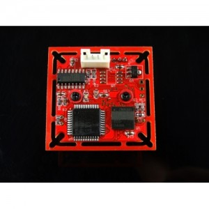 0.3M Pixel Serial JPEG Camera Module