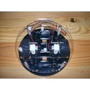2WD MiniQ Robot Chassis+ Kit
