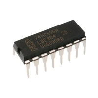 74HC595 - Shift Register 8-Bit