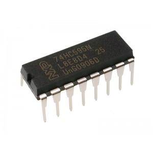 74HC595 - Shift Register 8-Bit