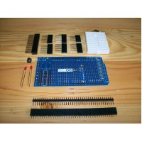 Arduino MEGA Protoshield Kit w/ Breadboard