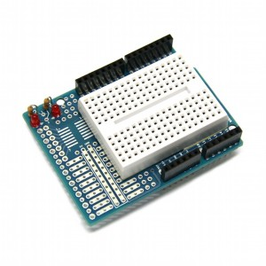 Arduino Protoshield Kit w/ Breadboard
