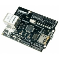 DFRduino Ethernet Shield (Support Mega and SD)