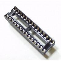 "DIP Sockets Solder Tail - 28-Pin 0.3"""