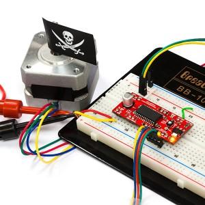 EasyDriver Stepper Motor Driver