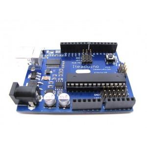 Iteaduino v1.1 with ATMega328 (100% Arduino compatible)