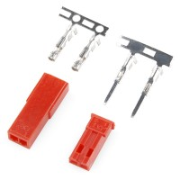 JST RCY Connector - Male/Female Set (2-pin)
