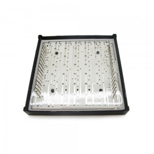 60mm Square 8x8 LED Matrix - RGB