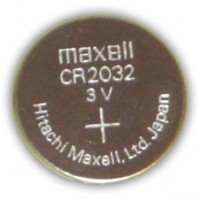 Maxell CR2032 3V Lithium Coin Cell Battery