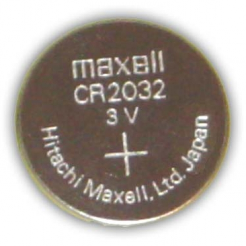 maxell cr2032 3v lithium coin cell battery famosa studio. Black Bedroom Furniture Sets. Home Design Ideas