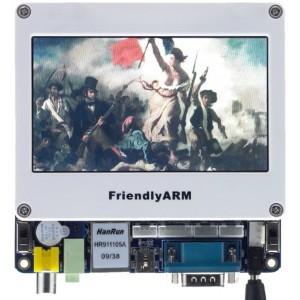 1G Mini6410 S3C6410 ARM11 Board+4.3'' SDK