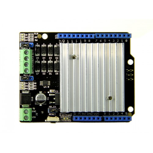 Motor Shield V2 0 Famosa Studio