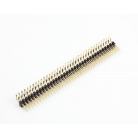Pin Header - Male - 2x40 - Right Angle