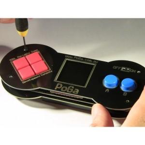 PoGa - Kit - 4DGL Portable Game Development Console