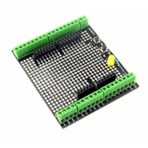 Proto Screw Shield - Assembled (Arduino Compatible)