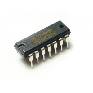 74HC164 - 8-Bit Parallel-Out Serial Shift Registers