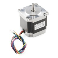 Stepper Motor - 125 oz.in (200 steps/rev)