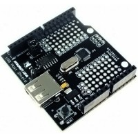 USB Host Shield for Arduino (Suppot Google ADK)