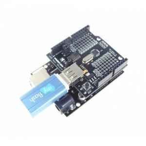USB Host Shield for Arduino (Suppot Google ADK)