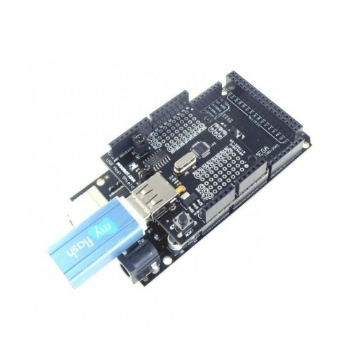 Usb host shield for arduino suppot google adk famosa