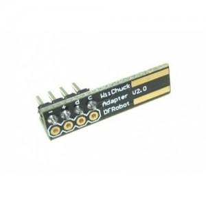 WiiChuck Adapter (Arduino Compatible)
