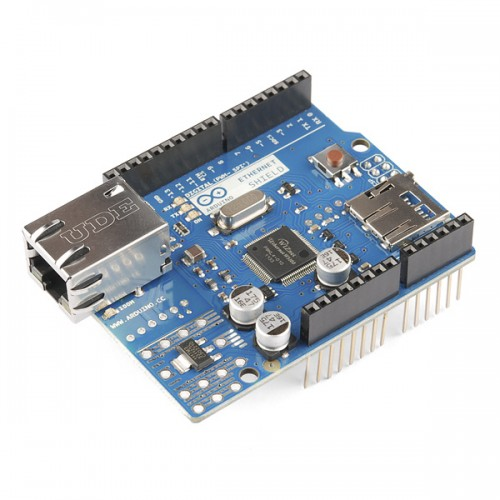 Arduino ethernet shield r famosa studio
