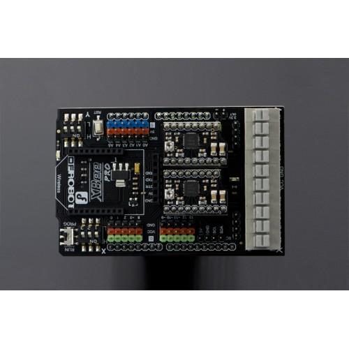 Dual Bipolar Stepper Motor Shield for Arduino (A4988