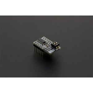 MCP3424 18-Bit ADC-4 Channel with Programmable Gain Amplifier