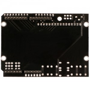 PCB of LCD Keypad Shield