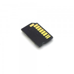 Low-profile Micro-SD Card Adapter for Raspberry Pi