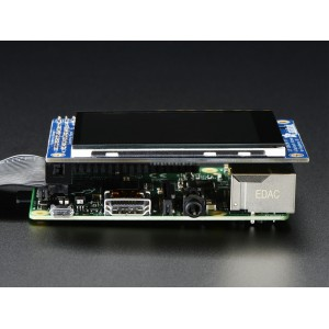 "PiTFT Mini Kit - 320x240 2.8"" TFT+ Capacitive Touchscreen"