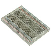 Transparent Breadboard - 400