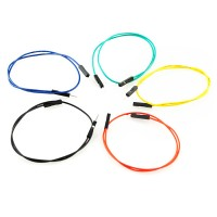 Jumper Wires Premium 300mm M/F Pack of 10