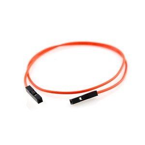 Jumper Wires 1 Pin Dual-Female - 100mm