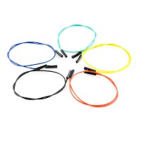 Jumper Wires 1 Pin Dual-Female - 300mm