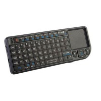 Mini Wireless USB Keyboard with Touchpad