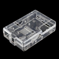 Pi Tin for the Raspberry Pi - Clear