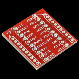 Breakout Board for XBee Module