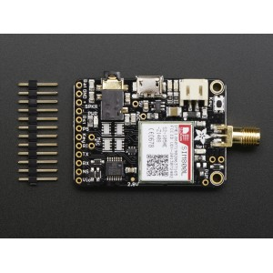 Adafruit FONA - Mini Cellular GSM Breakout - SMA Version