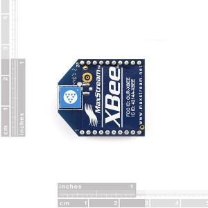 XBee 1mW Chip Antenna - Series 1
