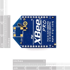 XBee Pro 60mW Wire Antenna - Series 1