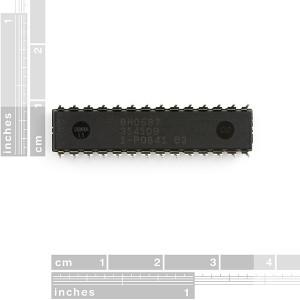 ATmega328P Chip (Blank)