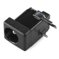 DC Barrel Jack Adapter - Breadboard Compatible