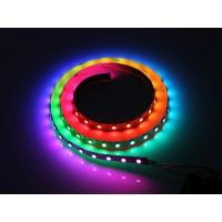 Digital RGB LED Flexi-Strip 30 LED - 1 Meter