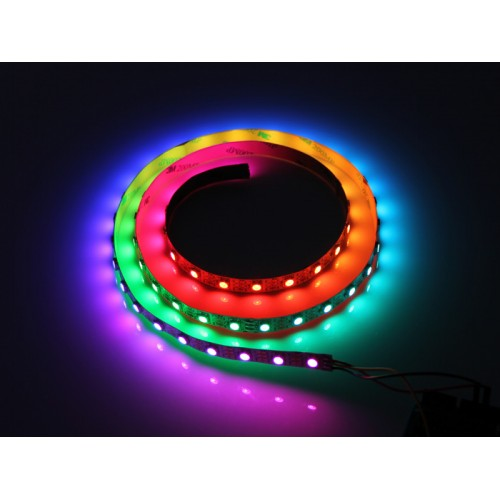 digital rgb led flexi strip 30 led 1 meter famosa studio. Black Bedroom Furniture Sets. Home Design Ideas