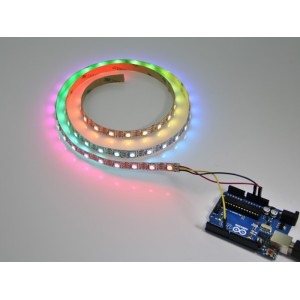 Digital RGB LED Flexi-Strip 30 LED - 1 Meter