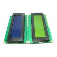 Basic 20x4 Character LCD - White on Blue 5V