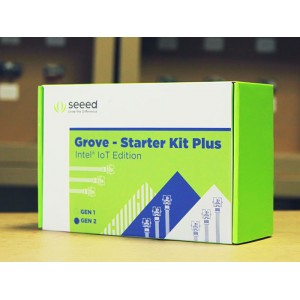 Grove Starter Kit Plus – Intel IoT Edition for Intel Galileo Gen 2 and Edison