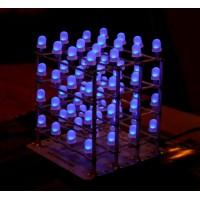 Rainbow Cube Kit - RGB 4X4X4 (Rainbowduino Compatible)