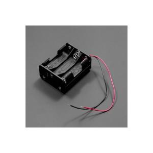 6xAA Battery Holder (Double Layer)